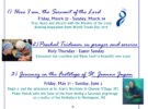 3 upcoming discernment events in NYC
