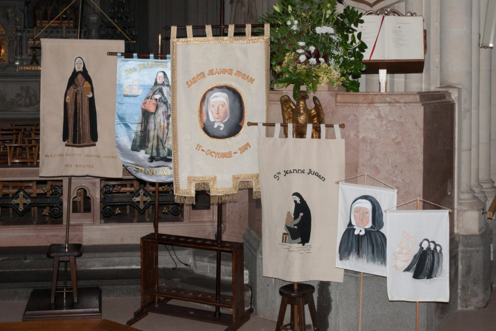 Saint Jeanne Jugan, the universal sister