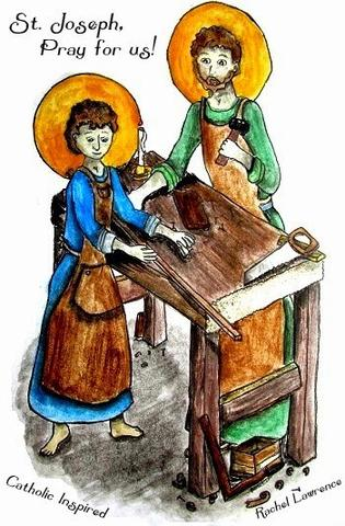 Reflecting on the meaning of work with St. Joseph