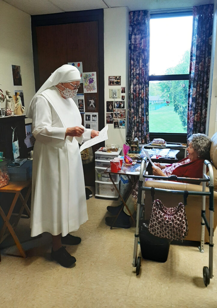 Pandemic strengthens our call to serve the elderly