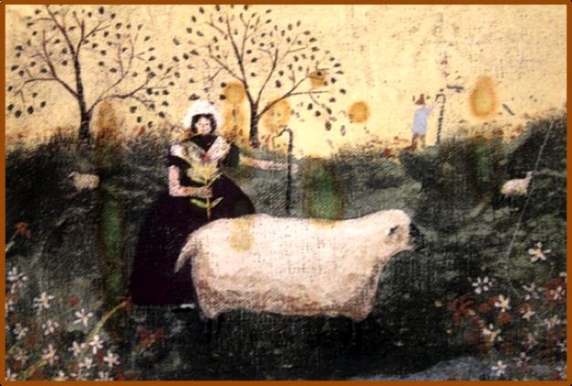 Jeanne Jugan, the Shepherdess
